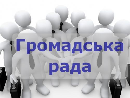 Проект Положення Громадської ради